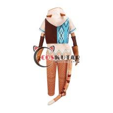 画像4: A3!(エースリー) 夏組 にぼしを巡る冒険 斑鳩三角 コスプレ衣装 (4)