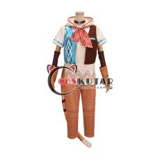 画像1: A3!(エースリー) 夏組 にぼしを巡る冒険 斑鳩三角 コスプレ衣装 (1)