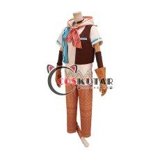 画像2: A3!(エースリー) 夏組 にぼしを巡る冒険 斑鳩三角 コスプレ衣装 (2)