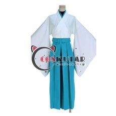 画像1: 刀剣乱舞 巴形薙刀 内番 コスプレ衣装 (1)