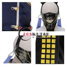 画像10: 刀剣乱舞 鳴狐 極 コスプレ衣装 (10)