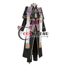 画像2: 刀剣乱舞 へし切長谷部 極 コスプレ衣装 防具付きバージョン (2)