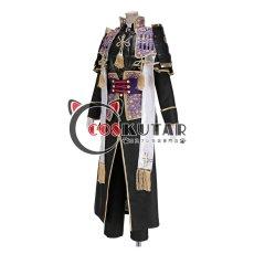 画像3: 刀剣乱舞 へし切長谷部 極 コスプレ衣装 防具付きバージョン (3)