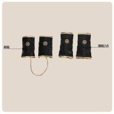 画像13: 刀剣乱舞 へし切長谷部 極 コスプレ衣装 防具付きバージョン (13)