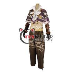 画像3: 戦刻ナイトブラッド 織田軍 森蘭丸 コスプレ衣装 (3)