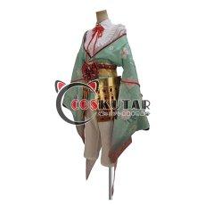 画像3: 戦刻ナイトブラッド 豊臣軍 竹中半兵衛 コスプレ衣装  (3)