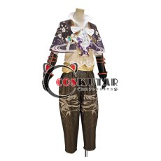 画像2: 戦刻ナイトブラッド 織田軍 森蘭丸 コスプレ衣装 (2)