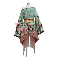 画像4: 戦刻ナイトブラッド 豊臣軍 竹中半兵衛 コスプレ衣装  (4)