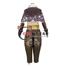 画像4: 戦刻ナイトブラッド 織田軍 森蘭丸 コスプレ衣装 (4)