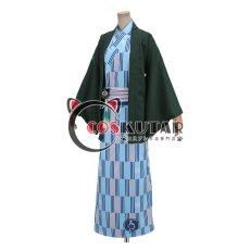 画像3: 刀剣乱舞 大江戸温泉 膝丸 コスプレ衣装 (3)
