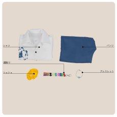 画像6: 刀剣乱舞 千代金丸 内番 コスプレ衣装 (6)
