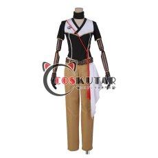 画像9: 刀剣乱舞 ミュージカル2部ライブ衣装 つはものどもがゆめのあと 髭切 コスプレ衣装 (9)