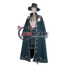 画像3: Fate/Grand Order FGO 霊衣 水着 巌窟王 エドモン・ダンテス コスプレ衣装 (3)