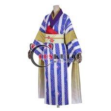 画像3: A3!(エースリー) 剣に死す。 冬組 雪白東 おりん衣装 コスプレ衣装 (3)