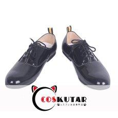 画像1: VOCALOID ボーカロイド 初音ミクシンフォニー Miku Symphony2018-2019 鏡音レン コスプレ靴 (1)