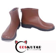 画像2: 僕のヒーローアカデミア オールマイト コスプレ靴 (2)