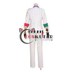 画像4: ツキウタ。 ONE CHANCE 文月海 ステージ衣装 コスプレ衣装 (4)
