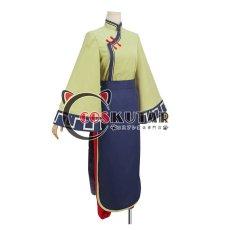 画像2: ツキウタ。 月歌奇譚・太極伝奇 皐月葵 コスプレ衣装 (2)