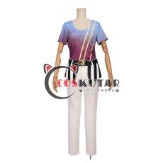 画像5: ツキウタ。 ONE CHANCE 文月海 ステージ衣装 コスプレ衣装 (5)