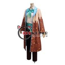 画像3: IDOLiSH7アイドリッシュセブン お菓子スペック 四葉環 コスプレ衣装 (3)
