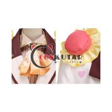 画像9: IDOLiSH7 アイドリッシュセブン お菓子スペック 六弥ナギ コスプレ衣装 (9)