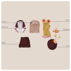 画像11: IDOLiSH7 アイドリッシュセブン お菓子スペック 六弥ナギ コスプレ衣装 (11)