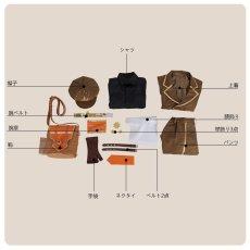 画像8: IDOLiSH7 アイドリッシュセブン アイナナ AGF2017 MECHANICAL LULLABY メカニカルララバイ 一番くじ衣装 和泉三月 コスプレ衣装 (8)