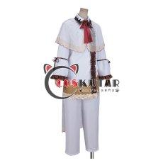 画像2: IDOLiSH7 アイドリッシュセブン お菓子スペック 九条天 コスプレ衣装 (2)