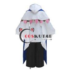 画像4: Fate/Grand Order FGO マーリン 最終再臨 コスプレ衣装 (4)
