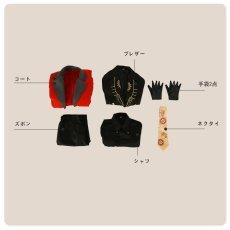 画像10: Fate/Grand Order FGO カルナ 2周年 英霊正装 コスプレ衣装 (10)
