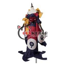 画像3: Fate/Grand Order FGO 葛飾北斎 霊基再臨 第2段階 コスプレ衣装 (3)