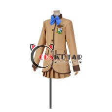 画像2: Fate/EXTRA CCC 女主人公 月海原学園 女子制服 コスプレ衣装 (2)