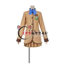 画像1: Fate/EXTRA CCC 女主人公 月海原学園 女子制服 コスプレ衣装 (1)