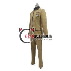 画像2: Fate/EXTRA CCC 男主人公 月海原学園 旧男子制服 コスプレ衣装  (2)