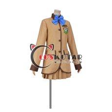 画像3: Fate/EXTRA CCC 女主人公 月海原学園 女子制服 コスプレ衣装 (3)