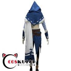 画像3: 第五人格 IdentityV 白鷹の舞 傭兵 ナワーブ・サベダー コスプレ衣装 (3)