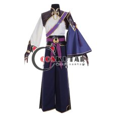 画像1: Fate/Grand Order FGO 蘭陵王 コスプレ衣装 霊基再臨 第二段階 (1)