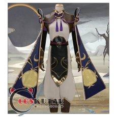 画像3: Fate/Grand Order FGO 蘭陵王 コスプレ衣装 霊基再臨 第三階段 最終再臨 (3)