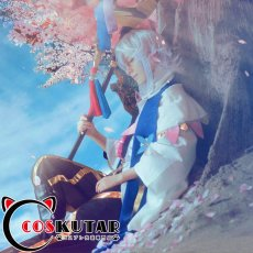 画像2: Fate/Grand Order FGO マーリン コスプレ衣装 霊基再臨 最終再臨 キャスター (2)