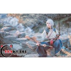 画像16: Fate/Grand Order FGO 蘭陵王 コスプレ衣装 霊基再臨 第二段階 (16)