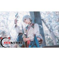 画像10: Fate/Grand Order FGO 蘭陵王 コスプレ衣装 霊基再臨 第二段階 (10)