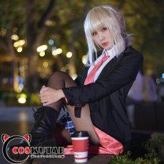 画像3: Fate/Grand Order FGO 三周年イベント コスプレ衣装 セイバー 英霊旅装 (3)