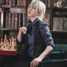 画像2: Fate/Grand Order FGO カルナ カード・オ・ショコラ コスプレ衣装 概念礼装 (2)