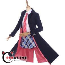 画像4: Fate/Grand Order FGO 三周年イベント コスプレ衣装 セイバー 英霊旅装 (4)