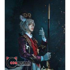 画像4: 第五人格 identityV 聖夜の狼 月下の紳士 写真家 ジョゼフ コスプレ衣装 (4)