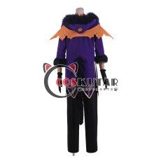 画像4: あんさんぶるスターズ! スカウト!噪音◆渦巻くホラーナイトハロウィン 明星スバル コスプレ衣装 (4)