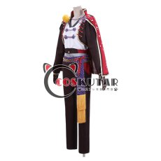 画像2: あんさんぶるスターズ! デコレート♥深紅のショコラフェス 神崎颯馬 コスプレ衣装 (2)