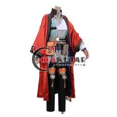 画像2: IDOLiSH7 アイドリッシュセブン 星巡りの観測者~Throne of the Stellar~ 和泉一織 コスプレ衣装 (2)