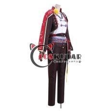 画像3: あんさんぶるスターズ! デコレート♥深紅のショコラフェス 神崎颯馬 コスプレ衣装 (3)