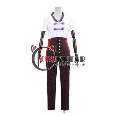 画像7: あんさんぶるスターズ! デコレート♥深紅のショコラフェス 神崎颯馬 コスプレ衣装 (7)